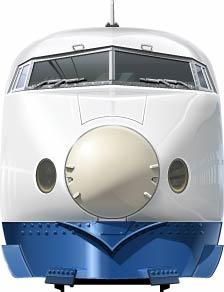 系 正面イラスト JR東海 JR西日本 フロントビュー ... Railway